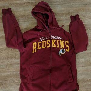 Redskins Zipper Hoodie